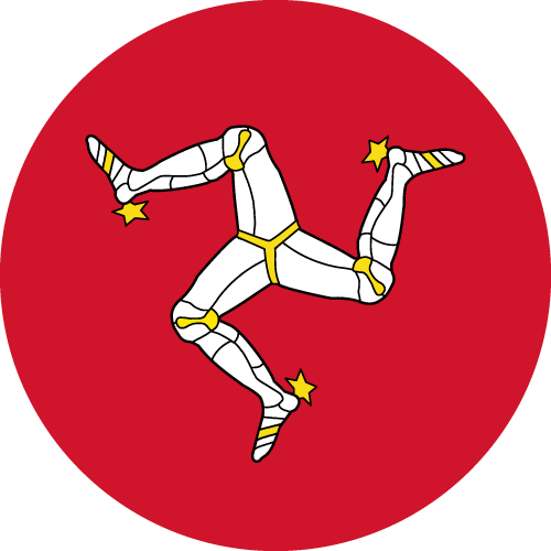 Download free vector flags of the Isle of Man at VectorFlags.com