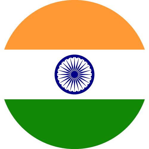 Download free vector flags of India at VectorFlags.com
