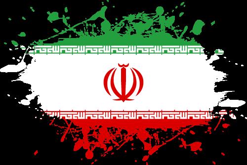 Free Vector Flag of ir-splat-01