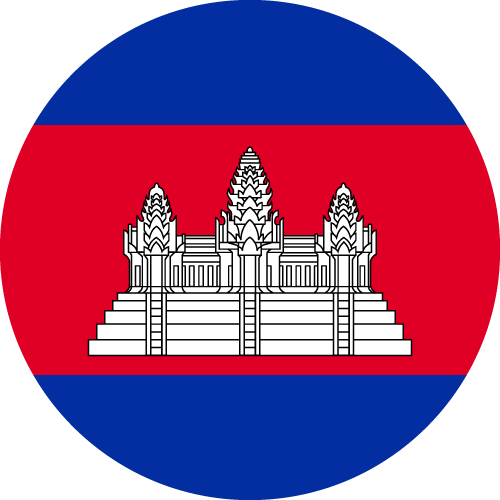 Download free vector flags of Cambodia at VectorFlags.com