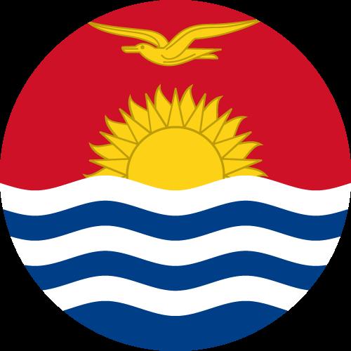 Download free vector flags of Kiribati at VectorFlags.com