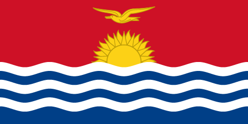 Download free vector flags of Kiribati at VectorFlags.com