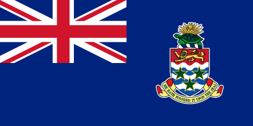 Download free vector flags of Cayman Islands at VectorFlags.com