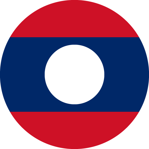 Download free vector flags of Laos at VectorFlags.com