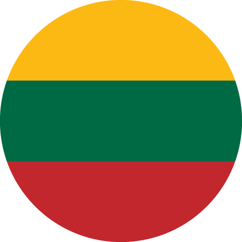 Download free vector flags of Lithuania at VectorFlags.com