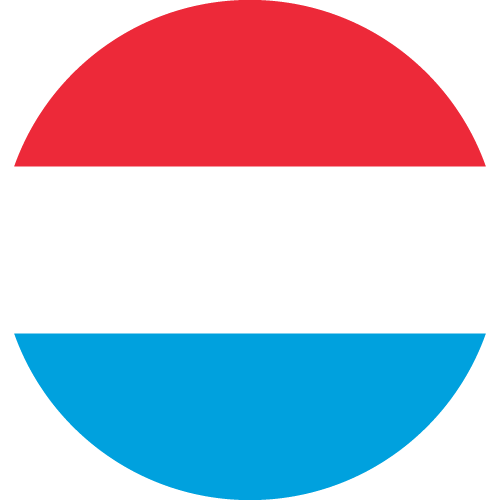 Download free vector flags of Luxembourg at VectorFlags.com