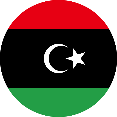Download free vector flags of Libya at VectorFlags.com