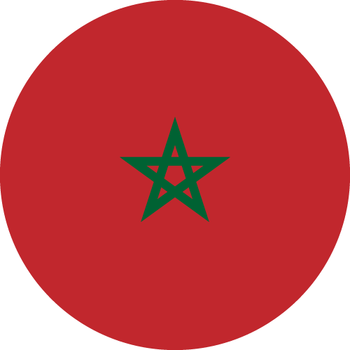 Download free vector flags of Morocco at VectorFlags.com