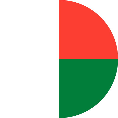 Download free vector flags of Madagascar at VectorFlags.com
