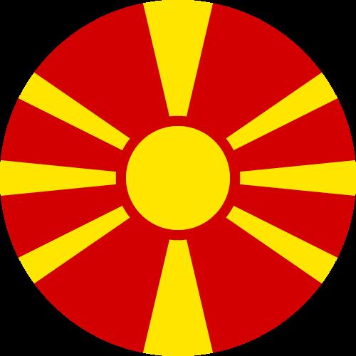 Download free vector flags of Macedonia at VectorFlags.com