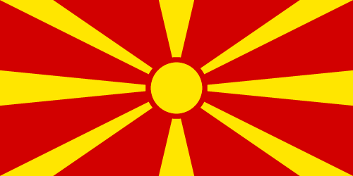 Download free vector flags of Macedonia at VectorFlags.com