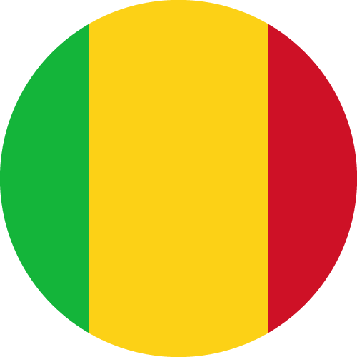 Download free vector flags of Mali at VectorFlags.com