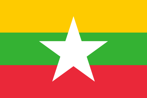 Download free vector flags of Myanmar at VectorFlags.com
