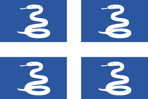 Download free vector flags of Martinique at VectorFlags.com