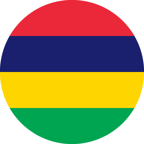 Download free vector flags of Mauritius at VectorFlags.com