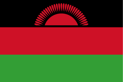 Download free vector flags of Malawi at VectorFlags.com
