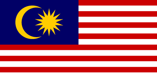 Download free vector flags of Malaysia at VectorFlags.com