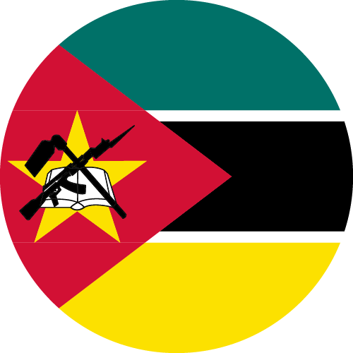 Download free vector flags of Mozambique at VectorFlags.com