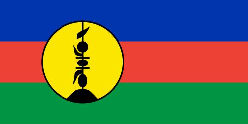 Download free vector flags of New Caledonia at VectorFlags.com