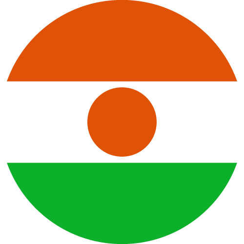 Download free vector flags of Niger at VectorFlags.com