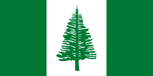 Download free vector flags of Norfolk Island at VectorFlags.com