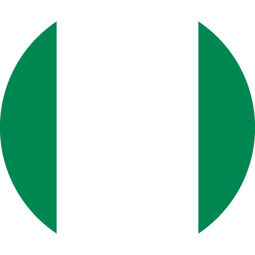 Download free vector flags of Nigeria at VectorFlags.com