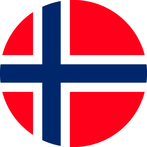 Download free vector flags of Norway at VectorFlags.com