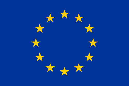 Free Vector Flag of org-eu-flag-01