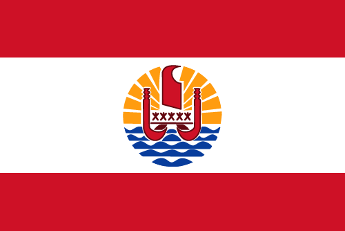 Download free vector flags of French Polynesia at VectorFlags.com