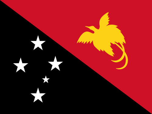 Download free vector flags of Papua New Guinea at VectorFlags.com