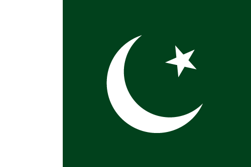 Download free vector flags of Pakistan at VectorFlags.com