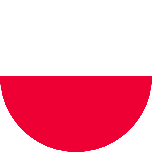 Download free vector flags of Poland at VectorFlags.com