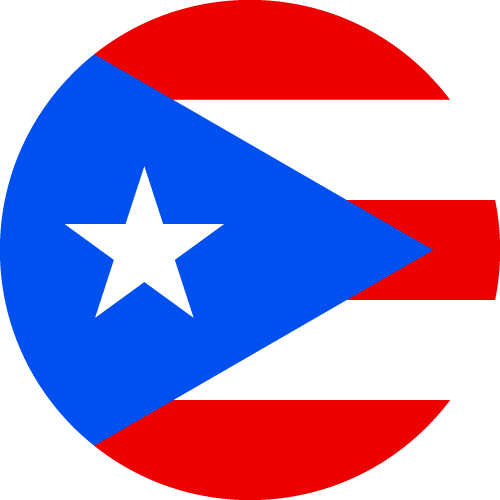 Download free vector flags of Puerto Rico at VectorFlags.com