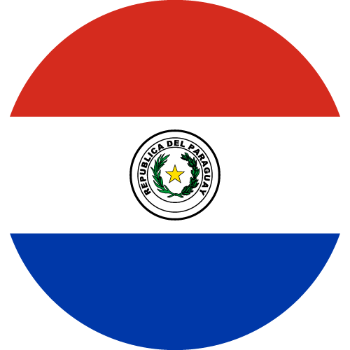 Download free vector flags of Paraguay at VectorFlags.com