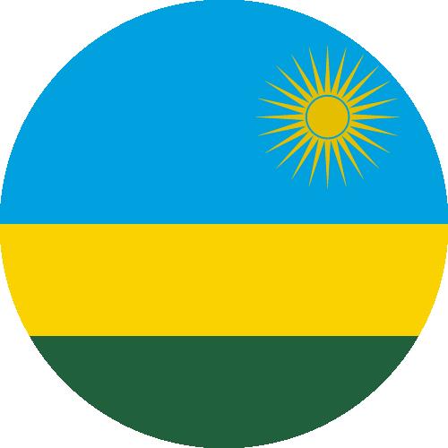 Download free vector flags of Rwanda at VectorFlags.com