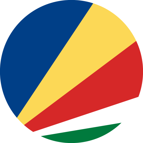 Download free vector flags of the Seychelles at VectorFlags.com