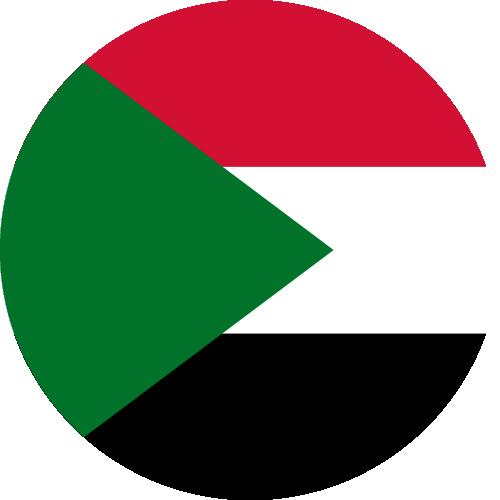 Download free vector flags of Sudan at VectorFlags.com