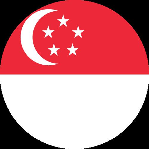 Free Vector Flag of sg-circle-01
