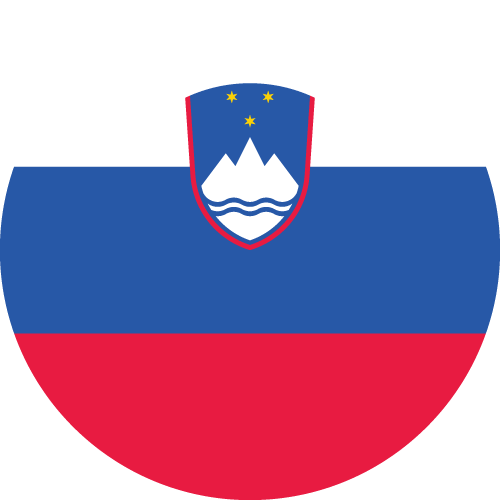 Download free vector flags of Slovenia at VectorFlags.com