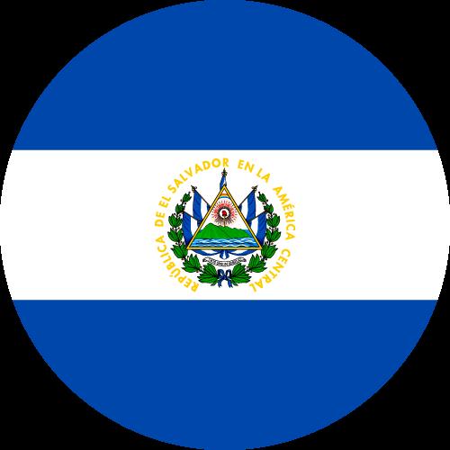 Download free vector flags of El Salvador at VectorFlags.com