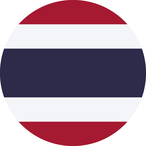 Download free vector flags of Thailand at VectorFlags.com