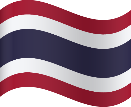 Thailand - Waving