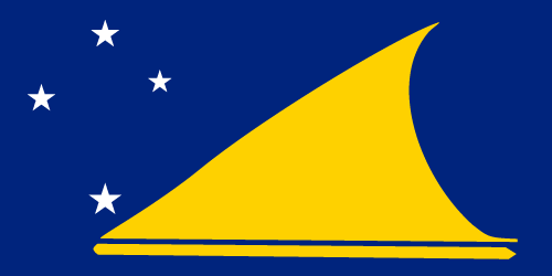 Download free vector flags of Tokelau at VectorFlags.com