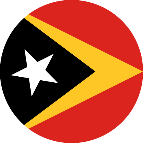 Download free vector flags of East Timor at VectorFlags.com