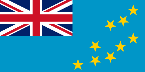 Download free vector flags of Tuvalu at VectorFlags.com