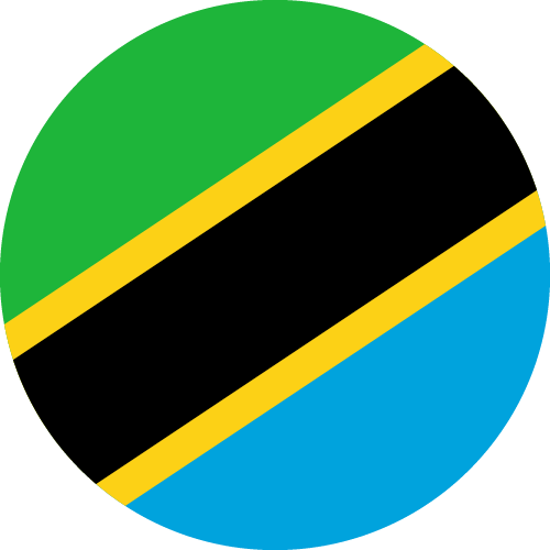 Download free vector flags of Tanzania at VectorFlags.com