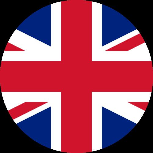 Free Vector Flag of uk-circle-01