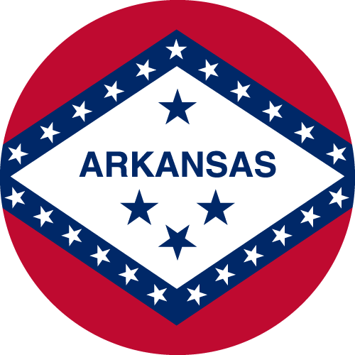 Download free vector flags of Arkansas at VectorFlags.com