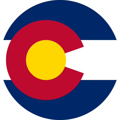 Download free vector flags of Colorado at VectorFlags.com