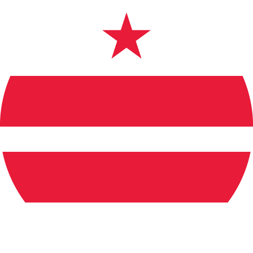 Download free vector flags of the District of Columbia at VectorFlags.com